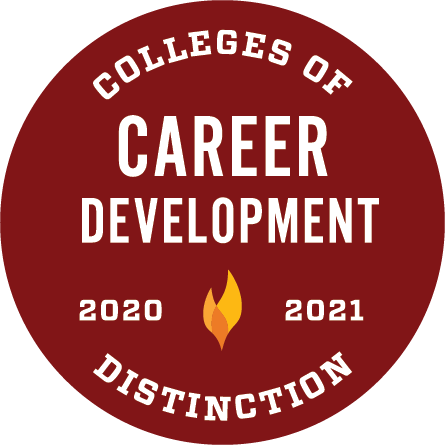 Career Development Colleges of Distinction 2020-2021