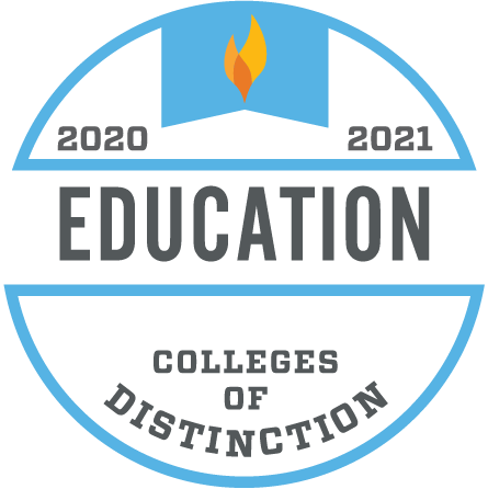 Education Colleges of Distinction 2020-2021