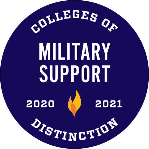 Military Support Colleges of Distinction 2020-2021